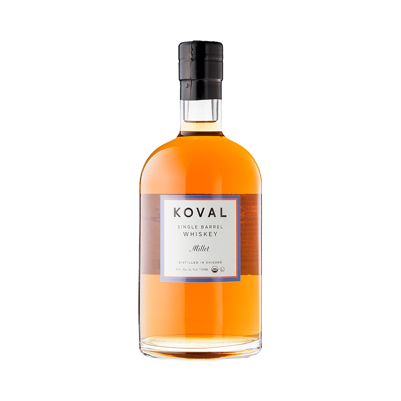 KOVAL Millet Single Barrel Whiskey 40%