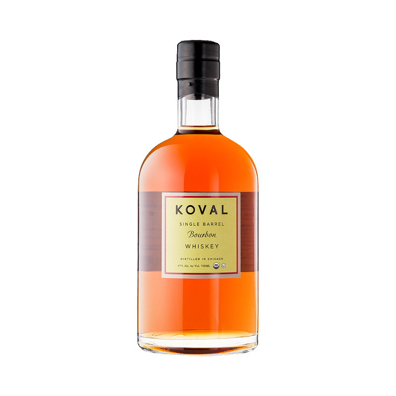 KOVAL Bourbon Single Barrel Whiskey 47%