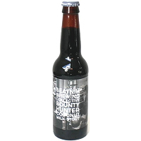 BrewDog Brewery Beatnik Bounty Hunter Coconut Milk Stout