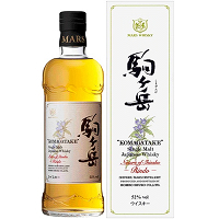 Komagatake Single Malt Japanese Whisky Nature of Shinshu -Rindo-