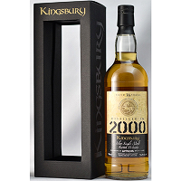 Kingsbury Cask Strength Laphroaig 2000