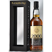 Kingsbury Cask Strength CaolIla 2000