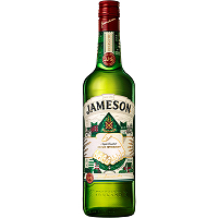 Jameson Limited Edition St.Patrick's Day Bottle 2017