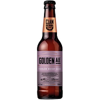 Clan Brewing Golden Ale Matured in Highland Whisky Cask