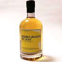 Scotch Universe Double Velocity of Light 122°U.1.1'1891.2""
