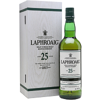 Laphroaig Aged 25 Years 2016 Release