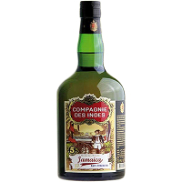 Compagnie des Indes Jamaica 5 Years Navy Strength