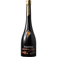 Pravda Espresso Flavored Vodka