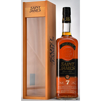Saint James Rum Trilogy 7 Years Old
