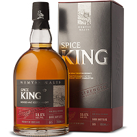 Wemyss Blended Malts Batch Strength Spice King