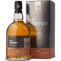 Wemyss Blended Malts Batch Strength Peat Chimney