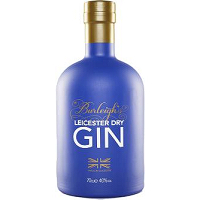 Burleigh's Leicester Dry Gin Blue Edition