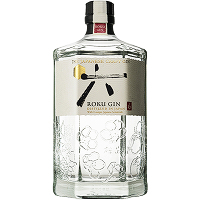 The Japanese Craft Gin Roku Gin