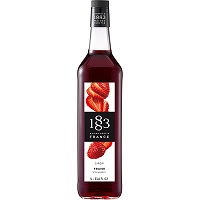 1883 Strawberry Syrup
