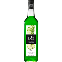 1883 Green Apple Syrup