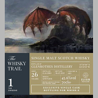 The Whisky Trail The Dragons Glenrothes 1990
