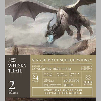 The Whisky Trail The Dragons Longmorn 1992