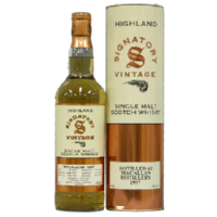 Signatory Vintage Barrel Collection Craigellachie 2008 [2017Release]
