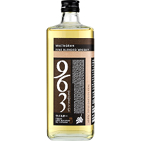 963 Black Label Malt&Grain Fine Blended Whisky