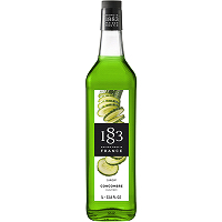 1883 MAISON ROUTIN Cucumber Syrup