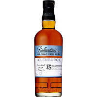Ballantine's Single Malt Glenburgie Aged 15 Year