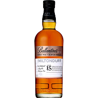 Ballantine's Single Malt Miltonduff Aged 15 Year