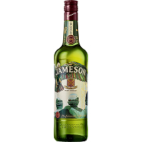 Jameson Limited Edition St.Patrick's Day Bottle 2018