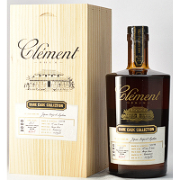 Rhum Clement 2000 Rare Cask Collection for JIS