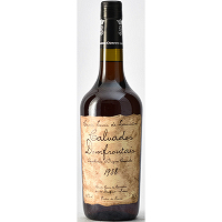 Lauriston Calvados Domfrontais 1958