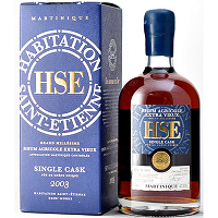 HSE Saint Etienne Extra Vieux Single Cask 2003