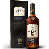 Ron Abuelo Finish Collection XV Tawny