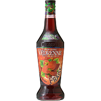 Vedrenne Strawberry Syrup
