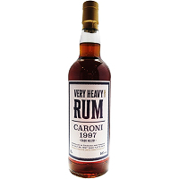 Very Heavy Rum Caroni 1997 SCREW DRIVER 20th Anniversary