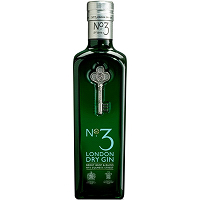 BBR No.3 London Dry Gin Kingsman Edition
