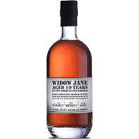 Widow Jane Straight Bourbon Whiskey 10 Years Old