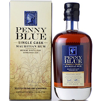 Penny Blue single cask 2009 for Bar Lamp & SHINANOYA