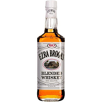Ezra Brooks Blended Whiskey