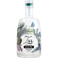 Z44 distilled Dry Gin