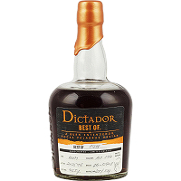 Dictador Best of 1978 Whisky Style