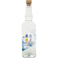 AWA GIN CLEAR BOTTLE