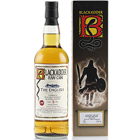 Blackadder Raw Cask English Single Malt Whisky 2009 Heavily Peated 61ppm Cask No.34
