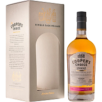 The Cooper's Choice Ledaig 2002 Moscatel Finish