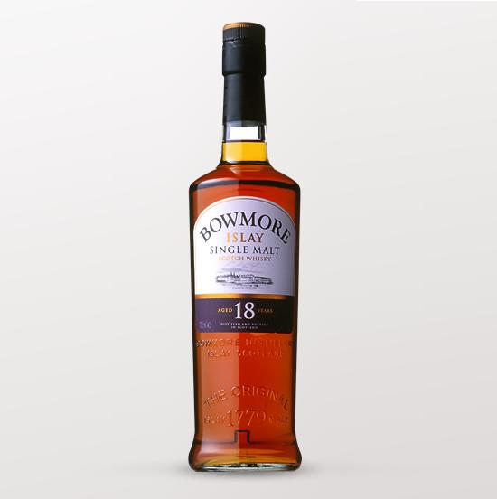 BOWMORE 18Years