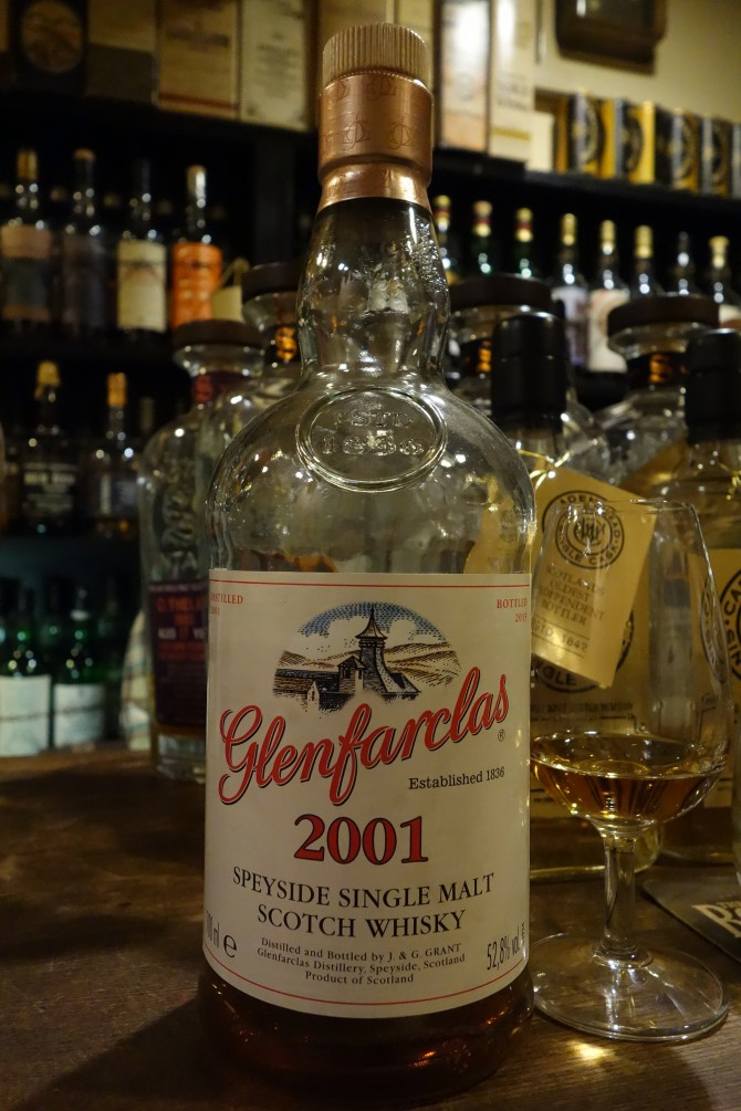 GLENFARCLAS 2001-2015 14yo OB for The Whisky Fair #1477,1480