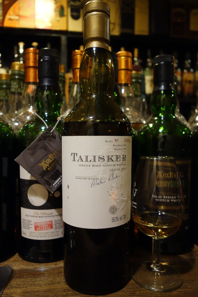 TALISKER 1989-1999 OB for FRIENDS OF THE CLASSIC MALTS