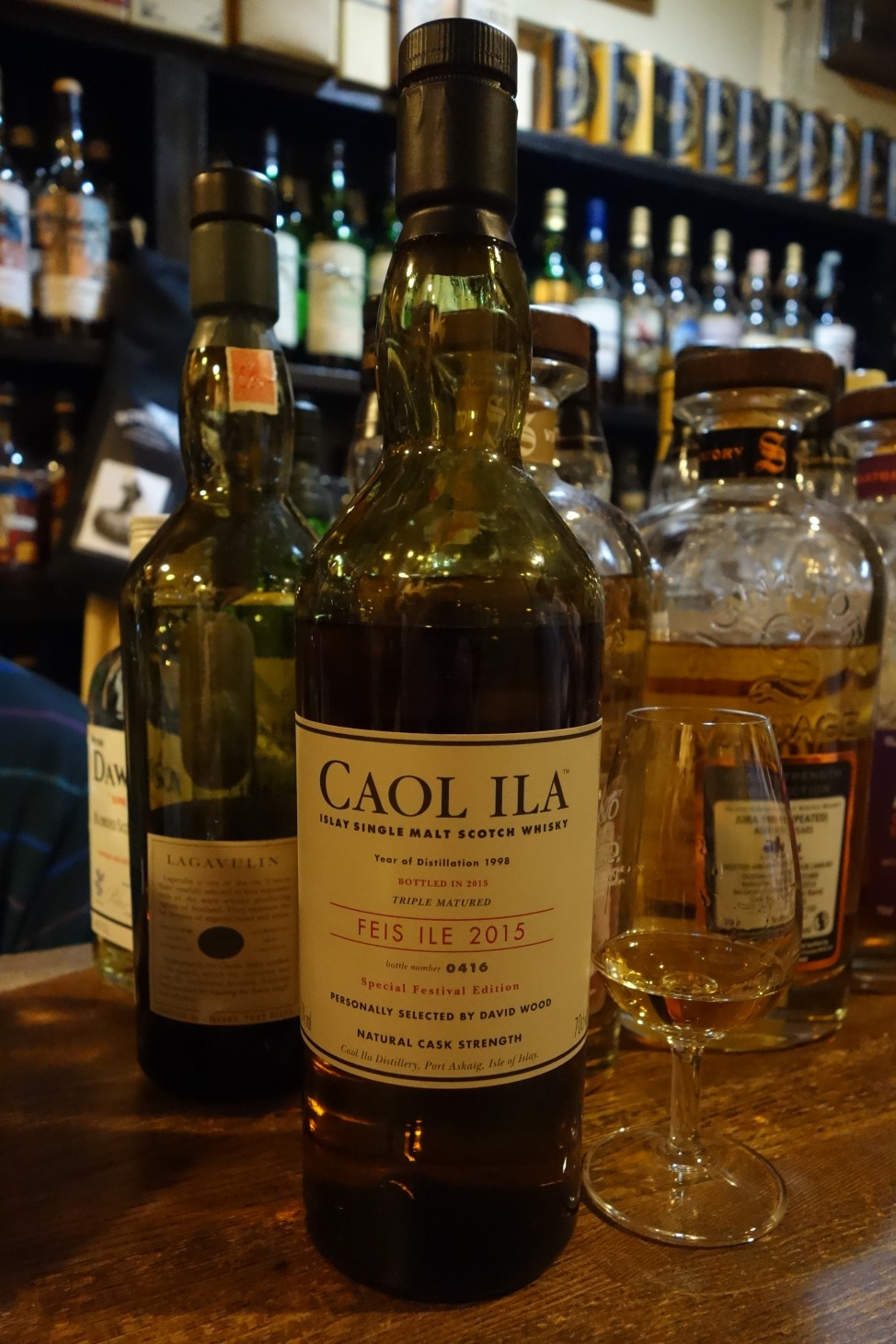 CAOL ILA 1998-2015 OB FEIS ILE 2015 TRIPLE MATURED