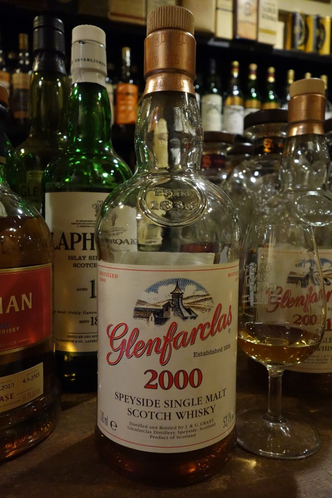 GLENFARCLAS 2000-2015 14yo OB for The Whisky Fair #3639,6394