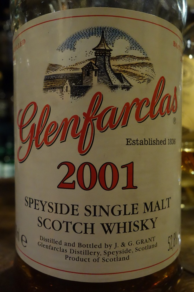 グレンファークラス GLENFARCLAS 2001-2015 14yo OB for The Whisky Fair #1477,1480