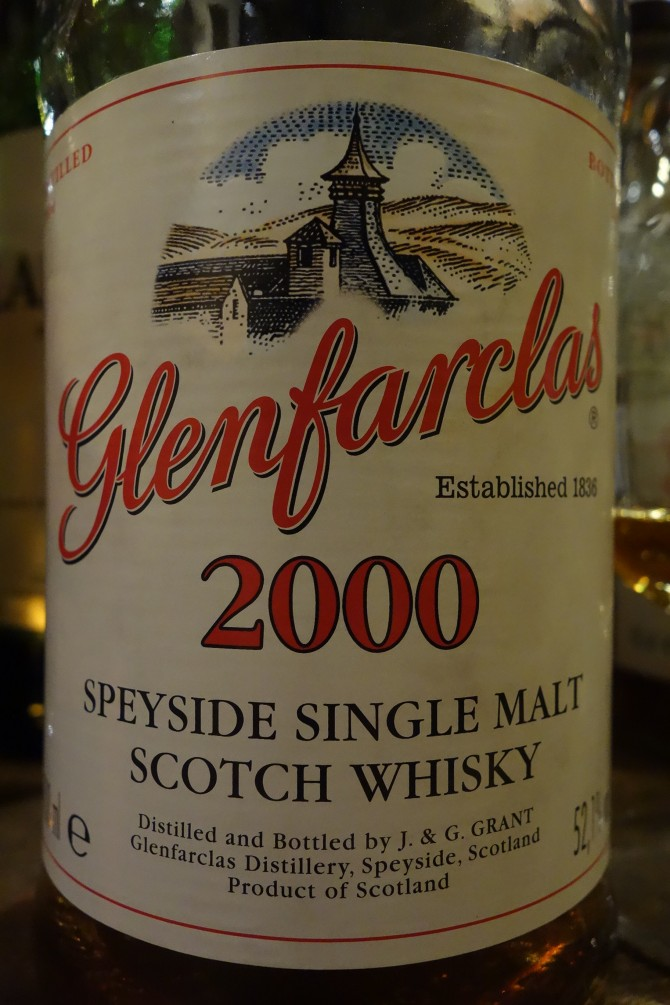 グレンファークラス GLENFARCLAS 2000-2015 14yo OB for The Whisky Fair #3639,6394