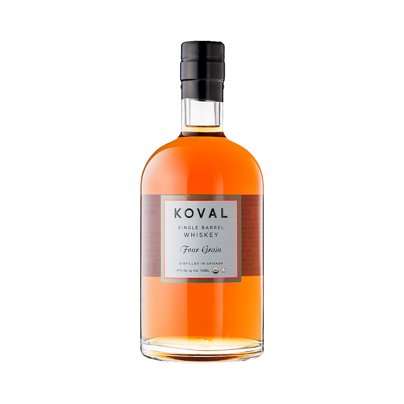 KOVAL Four Grain Single Barrel Whiskey 47%
